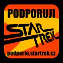 Podporuji STAR TREK - klikněte a přečtěte si víc